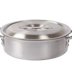 外輪鍋(蓋有)