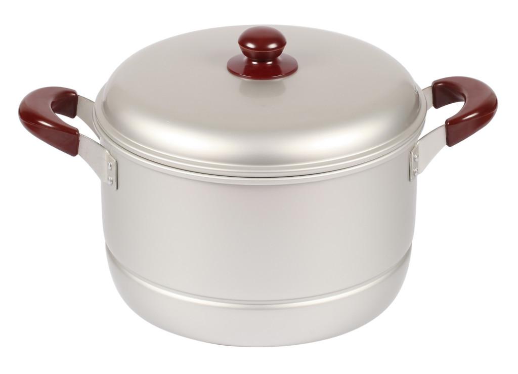 两手鍋兼用蒸し器(蒸し目皿付き)